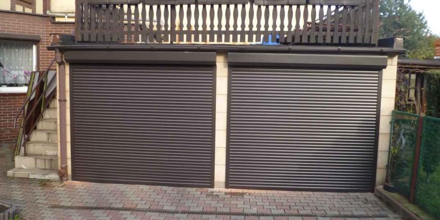 W jaki napęd wyposażyć bramę segmentową?